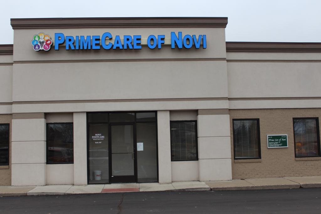 PrimeCare Of Novi